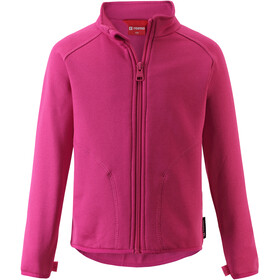 Reima Klippe Sweater Barn Raspberry Pink